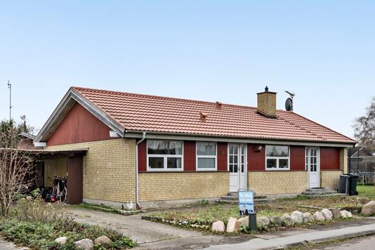 Villa på Steinmannsvej i Køge - Ejendommen