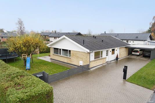 Villa på Ejetoften i Bjæverskov - Ejendommen