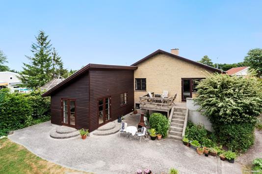 Villa på Egøjevej i Køge - Ejendommen