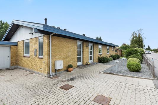 Villa på Bygvænget i Herfølge - Ejendommen