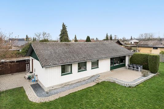 Villa på Skovmærkevej i Køge - Ejendommen