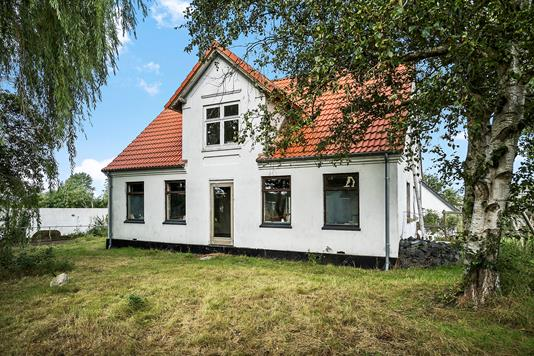 Villa på Klippingevej i Strøby - Ejendommen