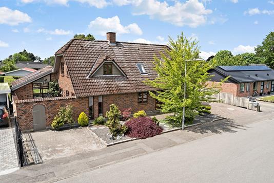 Villa på Sognevej i Køge - Område