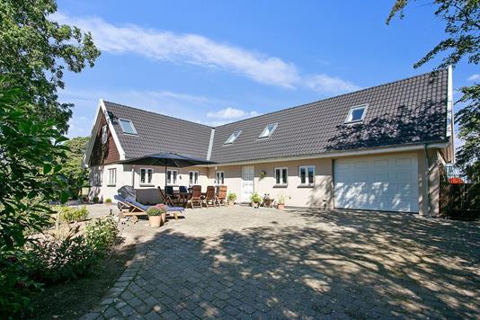 Villa på Køgevej i Hårlev - Andet