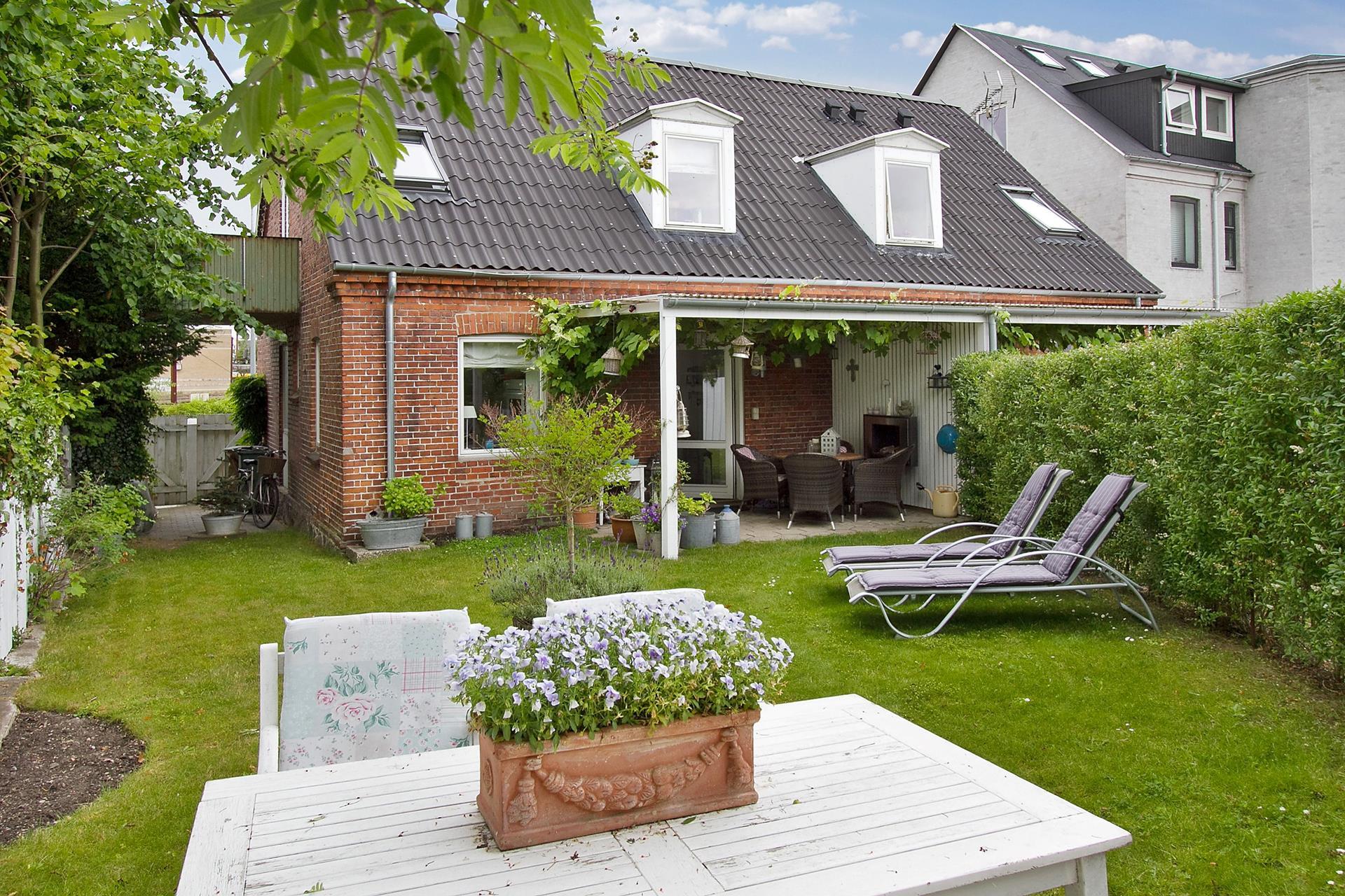 Rækkehus på Køgevej i Roskilde - Ejendommen