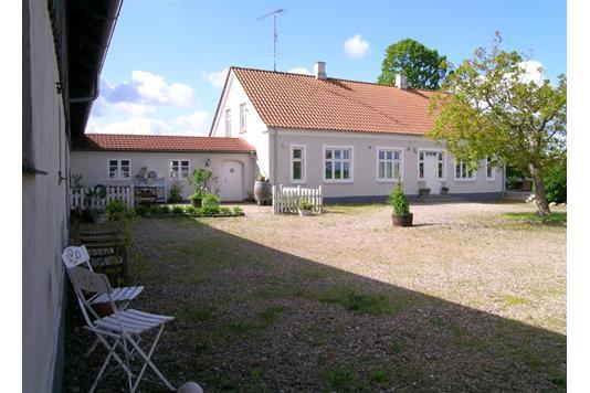 Landejendom på Sørupvej i Svendborg - Ejendommen