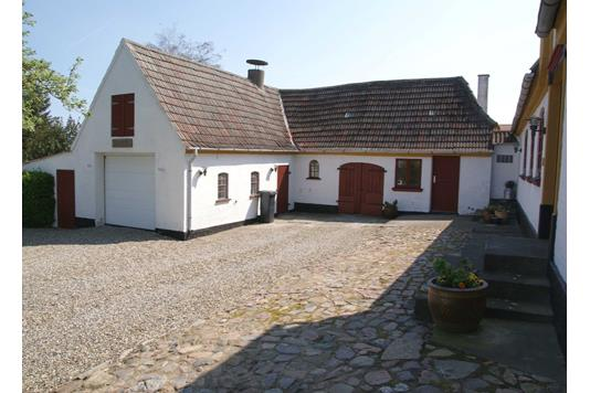Villa på Øverste Skovbymark i Søby Ærø - Ejendommen