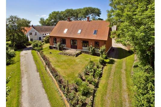 Villa på Haven i Søby Ærø - Mastefoto