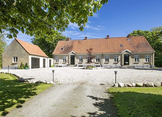 Villa på Elvira Madigans Vej i Svendborg - Ejendommen