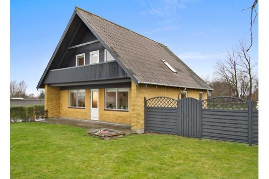 Villa på Bjerrebyvej i Svendborg - Ejendommen