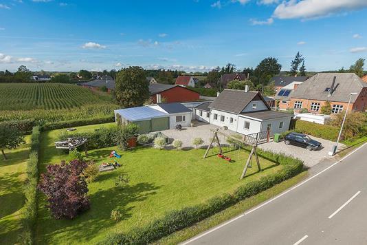Villa på Filippavej i Vester Skerninge - Ejendommen