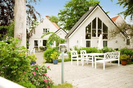 Villa på Gl. Lundeborgvej i Hesselager - Ejendommen