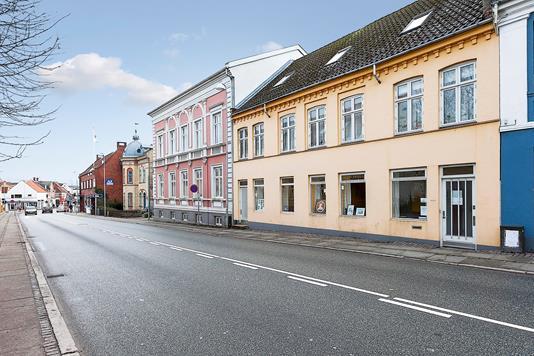 Ejerlejlighed på Vestergade i Svendborg - Ejendommen
