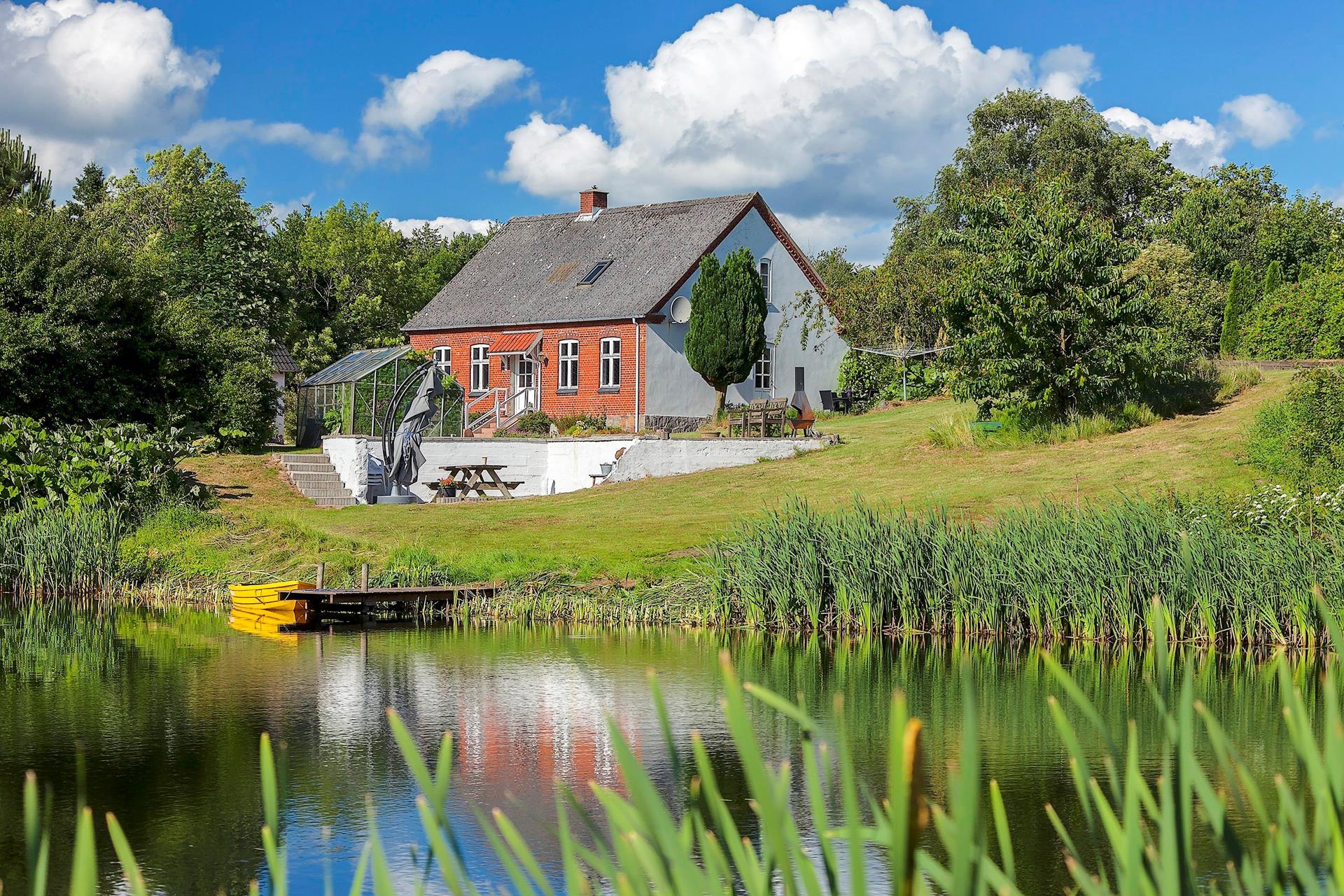 Landejendom på Pavegyden i Stenstrup - Andet
