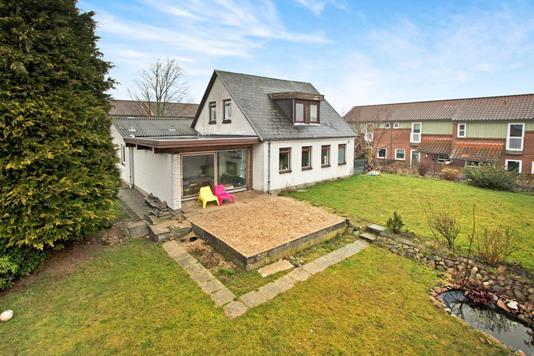 Villa på Bregnegårdsvænget i Svendborg - Ejendommen