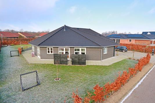 Villa på Vestervangen i Vester Skerninge - Ejendommen