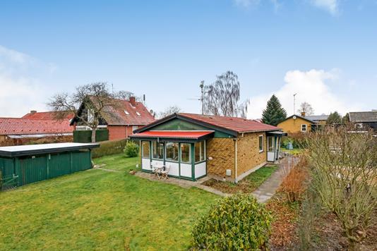 Villa på Egensevej i Vester Skerninge - Ejendommen