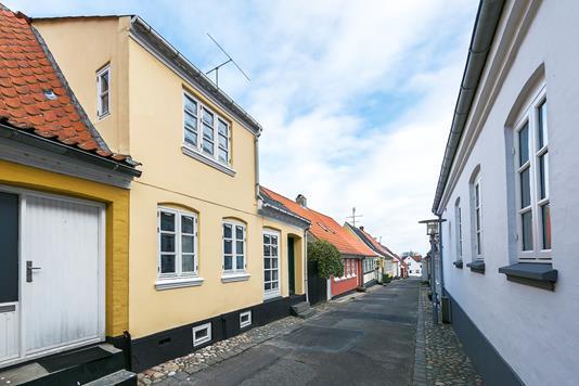 Villa på Sølvgade i Marstal - Andet