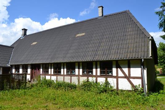 Villa på Brænderupvej i Gudbjerg Sydfyn - Andet
