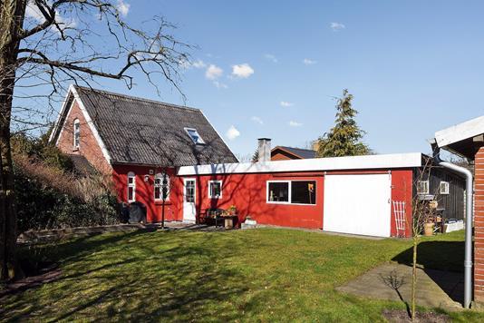 Villa på Fruens Alle i Hesselager - Andet