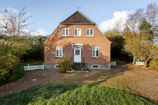 Villa på Snødevej i Tranekær - Ejendommen