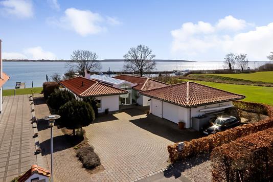 Villa på Rantzausmindevej i Svendborg - Ejendommen