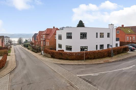 Ejerlejlighed på Bellevuevej i Svendborg - Område