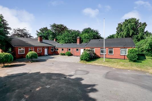 Villa på Lundevej i Vejstrup - Ejendommen