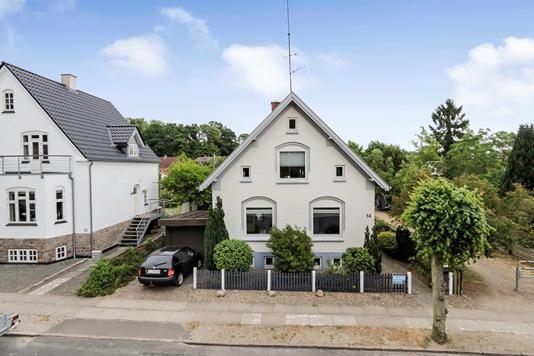 Villa på Caroline Amalie Vej i Svendborg - Ejendommen