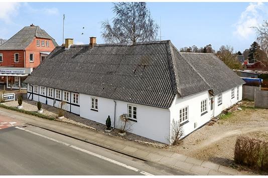 Villa på Langegyde i Vester Skerninge - Ejendommen