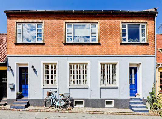 Villa på Prinsensgade i Marstal - Andet