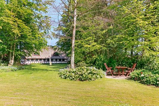 Villa på Vænget i Vejstrup - Have