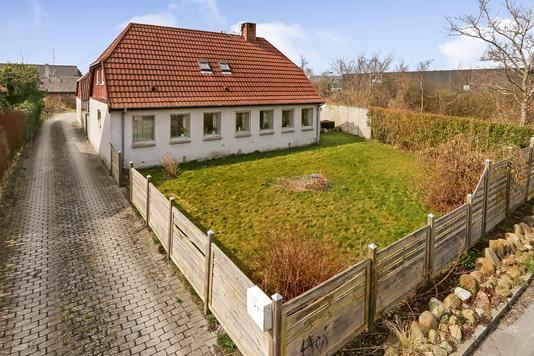 Villa på Bontvedvej i Svendborg - Ejendommen