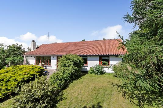 Villa på Svelmøgårdsvej i Faaborg - Terrasse
