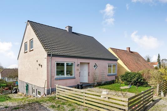 Villa på Tranderupvej i Ærøskøbing - Ejendommen