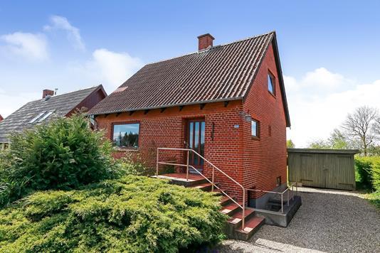 Villa på Ørbækvej i Svendborg - Ejendommen