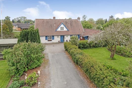 Villa på Rolf Krakes Vej i Svendborg - Ejendommen