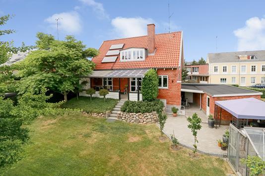 Villa på Høje Bøge Vej i Svendborg - Ejendommen