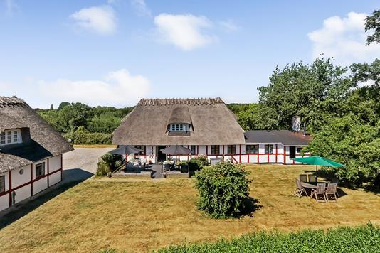 Villa på Flagebakken i Svendborg - Ejendommen