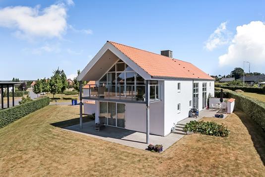 Villa på Sundhøjhuse i Svendborg - Ejendommen