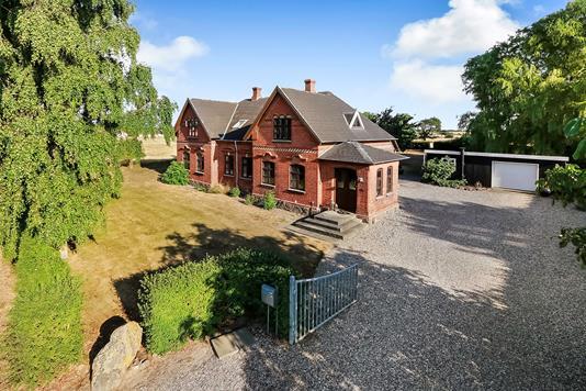 Villa på Kædebyvej i Humble - Ejendommen