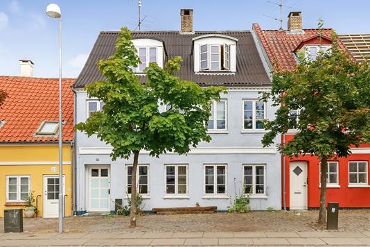 Ejerlejlighed på Kullinggade i Svendborg - Ejendommen