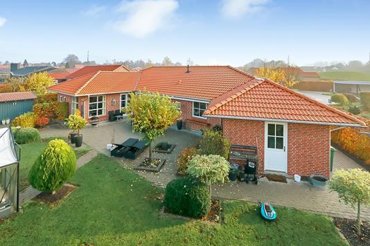 Villa på Sundhøjløkke i Svendborg - Ejendommen