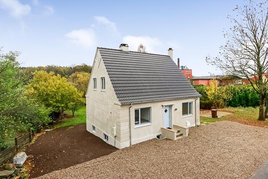 Villa på Hundstrupvej i Ringe - Ejendommen