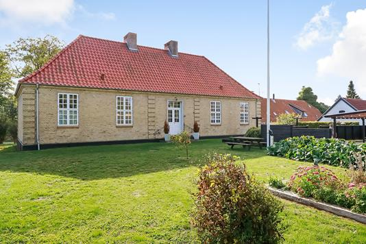 Villa på Gl. Landevej i Hesselager - Ejendommen