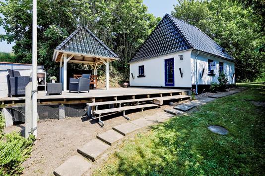 Fritidsbolig på Skovbygade i Søby Ærø - Andet
