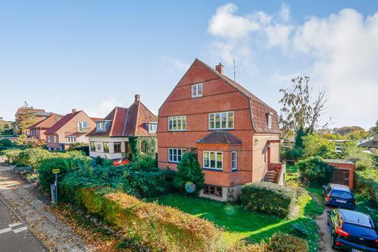Villa på Fruerstuevej i Svendborg - Ejendommen
