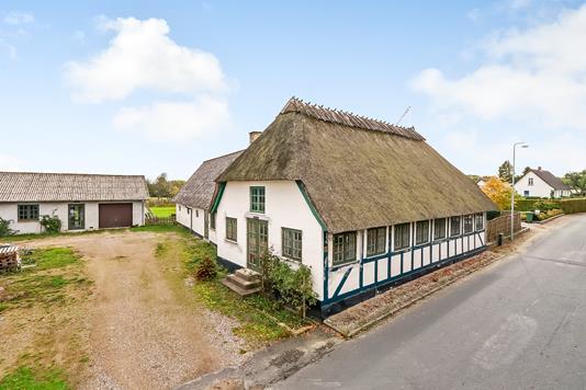 Villa på Gammel Nybyvej i Svendborg - Ejendommen