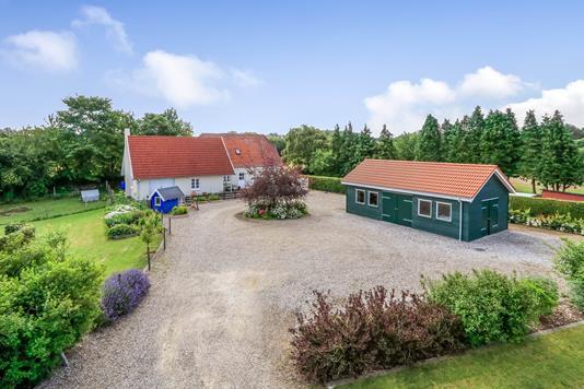 Villa på Brændeskovvej i Svendborg - Ejendommen