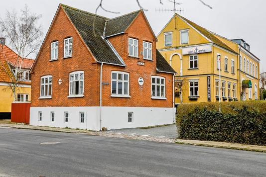 Villa på Dronningestræde i Marstal - Andet